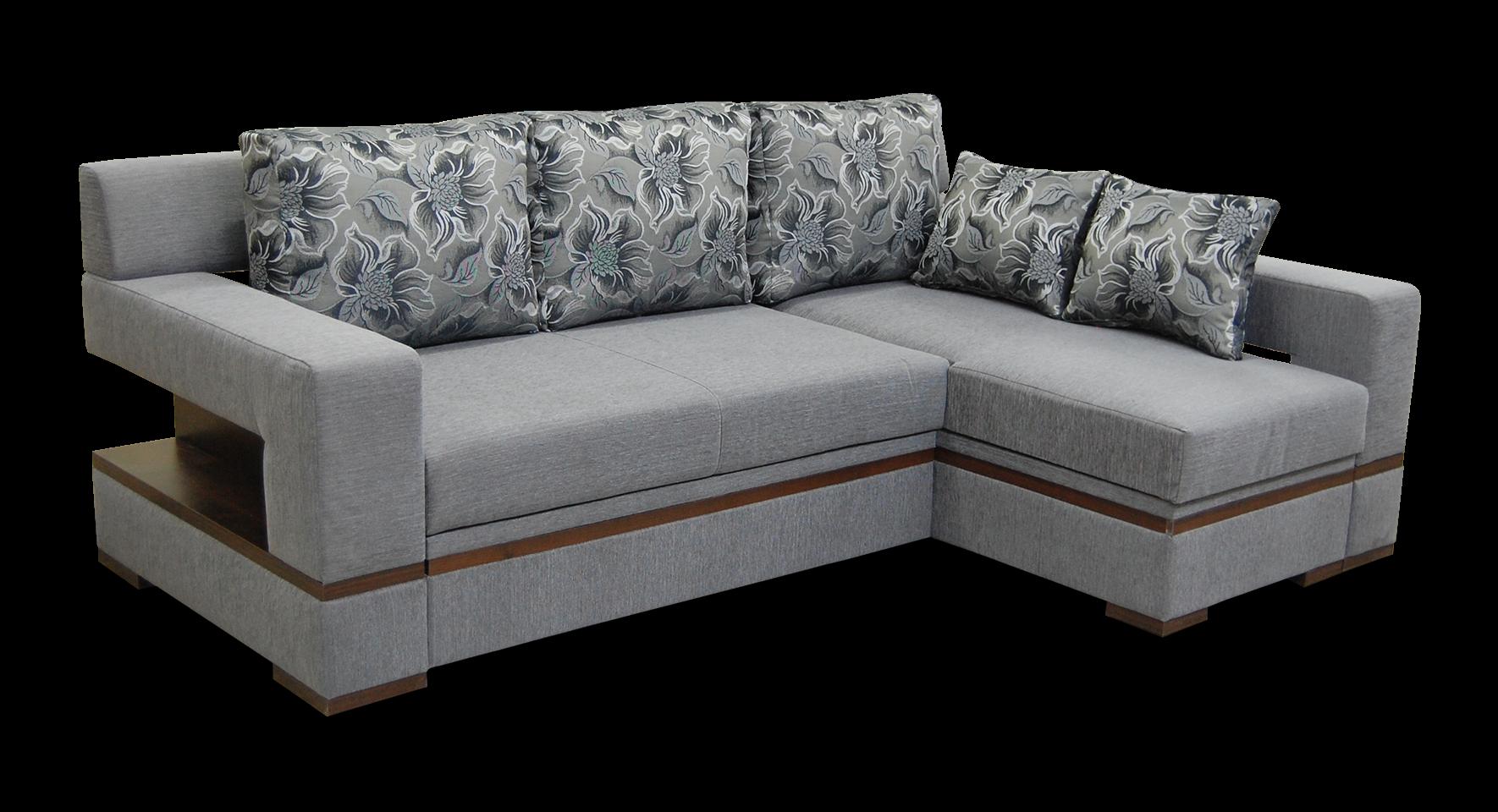 Угловой диван Цезарь (длинный бок)