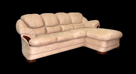купить Диван з отоманкою, диван з отоманкою Сорренто, диван з отоманкою французька розкладачка Сорренто з отоманкою