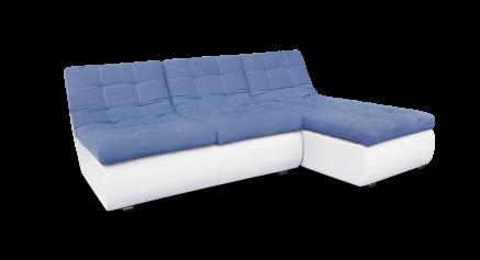 купить Диван с оттоманкой, диван с оттоманкой орландо мини, диван с оттоманкой  Орландо мини