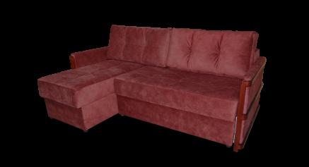 купить Диван з отоманкою, диван короткий бік, диван з отоманкою Тіна, диван з отоманкою єврокнижка Тіна з отоманкою