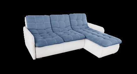 купить Диван с оттоманкой, диван с оттоманкой с боками Орлеан, диван с оттоманкой Пума  Орлеан