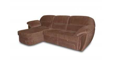 купить Диван с оттоманкой Лаура, диван короткий бок Лаура, диван с оттоманкой, диван с оттоманкой Дельфин, акция Лаура с оттоманкой