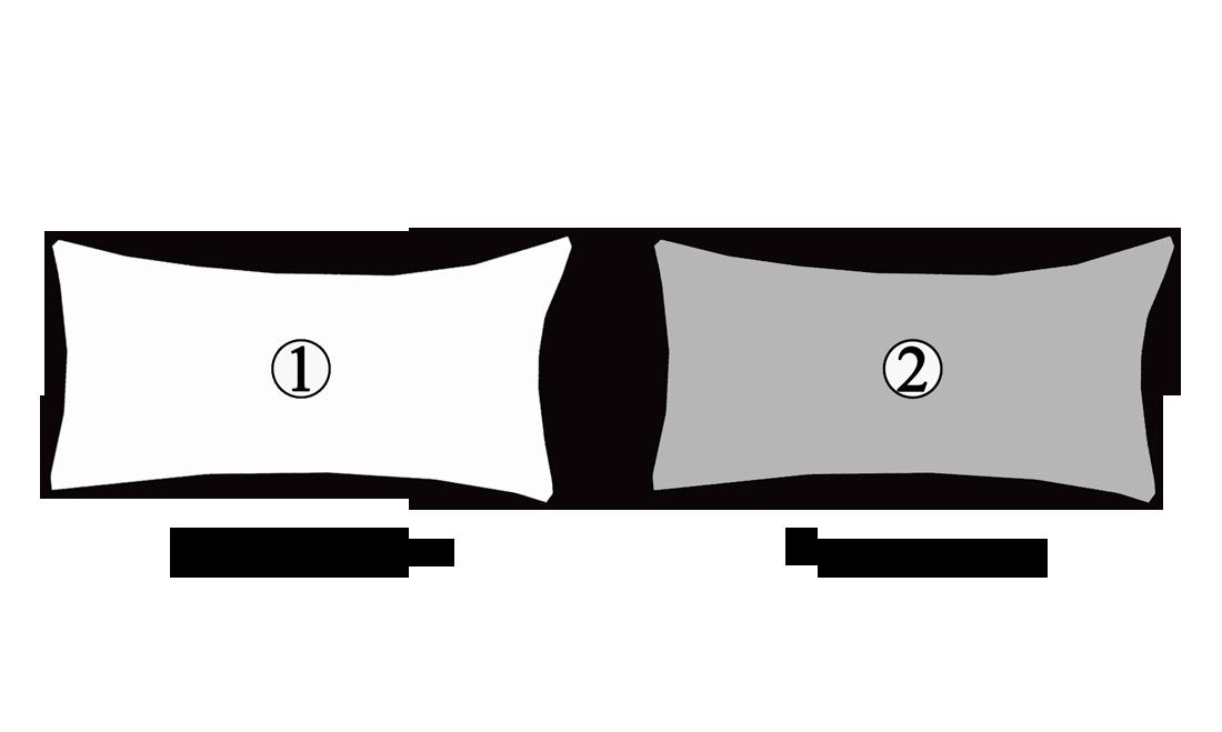 kombinirovanie podushki flok